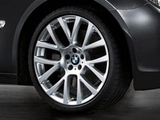 Комплект летних колес Double Spoke 238 R19 для BMW GT F07 и 7 серии F01/F02