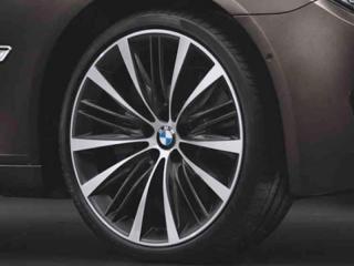 Комплект летних колес V-spoke 463 R21 для BMW GT F07 и 7 серии F01/F02