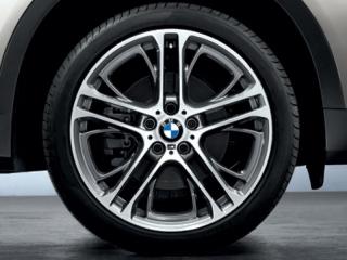 Комплект летних колес M Performance Double Spoke 310 R20 для BMW X3 F25