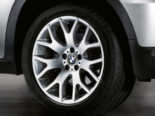 Комплект летних колес Cross Spoke 177 R19 для BMW X5 E70