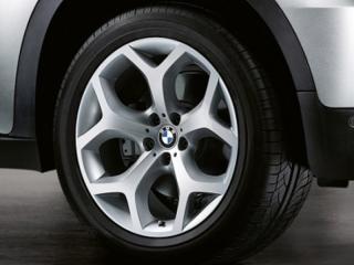 Комплект летних колес Y-Spoke 214 R20 для BMW X5 E70