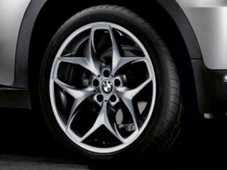 Комплект летних колес Double Spoke 215 R21 для BMW X5M E70 и BMW X6M E71
