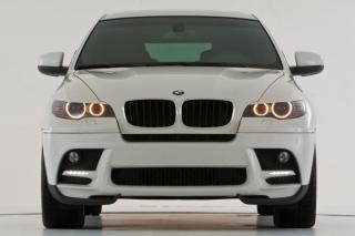 Передний бампер DL1 для BMW X6 E71